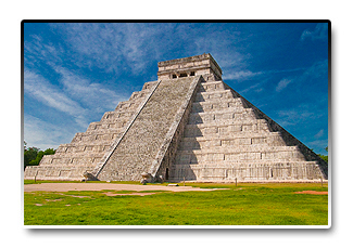 Mexiko - Chichen Itza